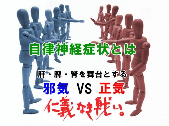 体内で繰り広げられる戦い