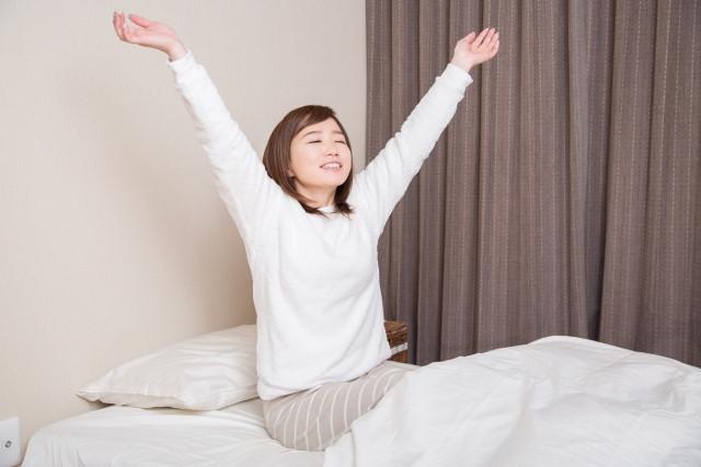 2.疲労回復力UP!~寝たら疲れが取れるカラダになれる